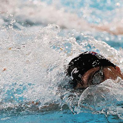 Uinti, kuvituskuva
