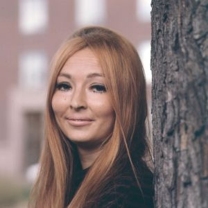 Kirjailija Tytti Parras.