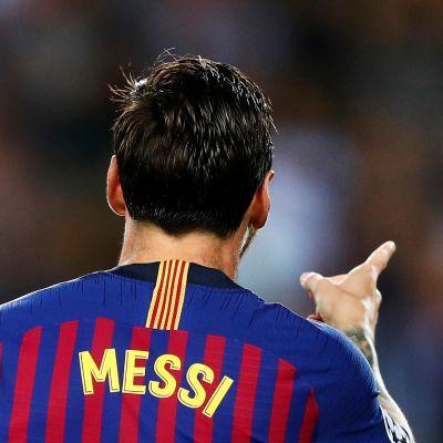 Lionel Messi selin.