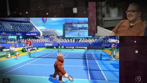 Kontroller Mario Tennis