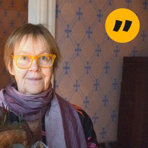 Kommentar av Marit Lindqvist.