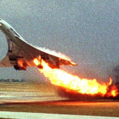 Air France Concorde flight 4590