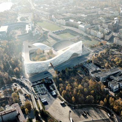 Helsinki Garden