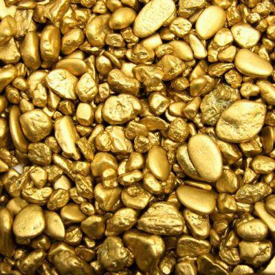 Guldklimpar
