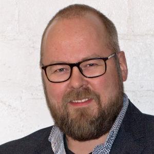 Konsepti- ja palvelukehittäjä Mikael Hindsberg