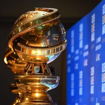 En bild av en Golden Globe-statyett.