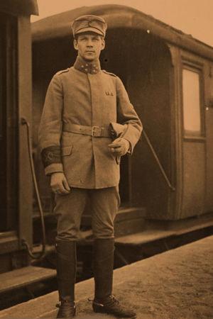 Aarne Sihvo 1918.