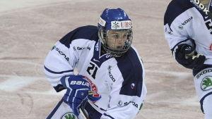 Nathan Walker, australiensisk ishockeyspelare.