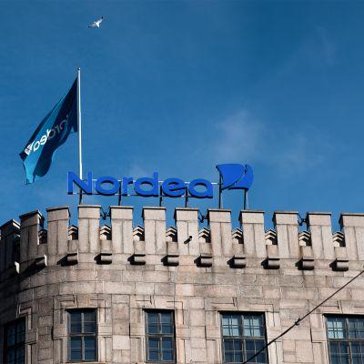 Nordean konttori Helsingissä