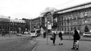 Järnvägstorget Helsingfors