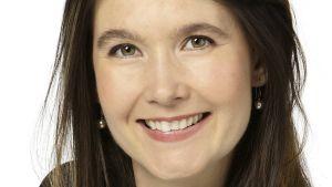 De grönas riksdagsledamot Johanna Karimäki.
