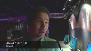 """Aleksi """"allu"""" Jalli on yksi Suomen tunnetuimmista Counter-Strike -pelaajista"""