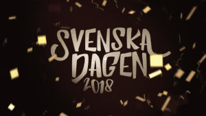 Svenska dagen 2018 logo