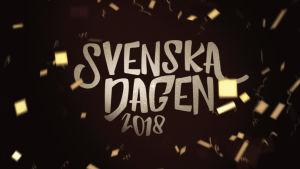 Svenska dagen 2018 logo