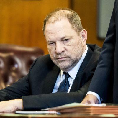 Ex-tuottaja Harvey Weinstein oikeudessa New Yorkissa 5. kesäkuuta.