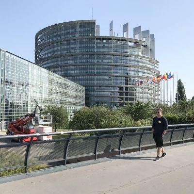 Europarlamentti Strasbourgissa