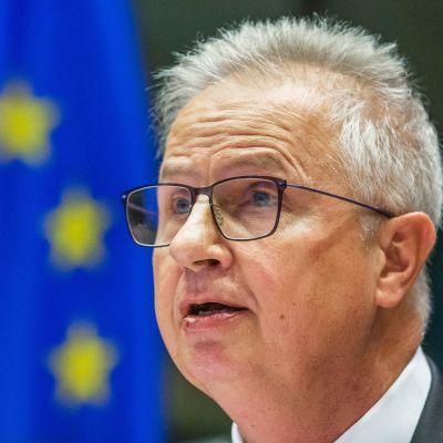EU:n laajentumiskomissaariksi ehdolla oleva László Trócsányi.