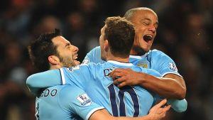 Manchester City firar.