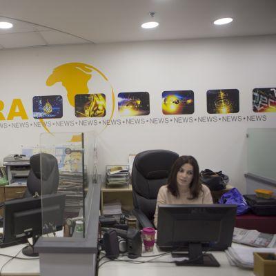 Al Jazeeran toimisto