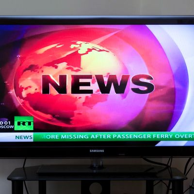 Russia Today News
