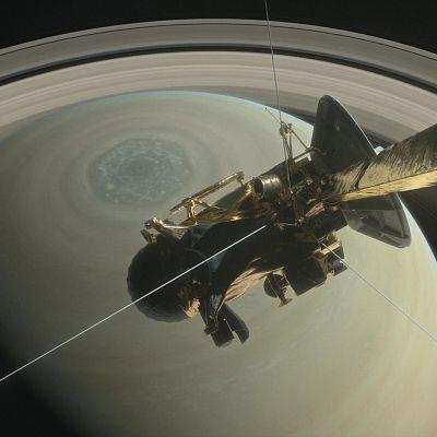 Amerikkalainen dokumentti seuraa Cassini-luotaimen viimeistä matkaa.