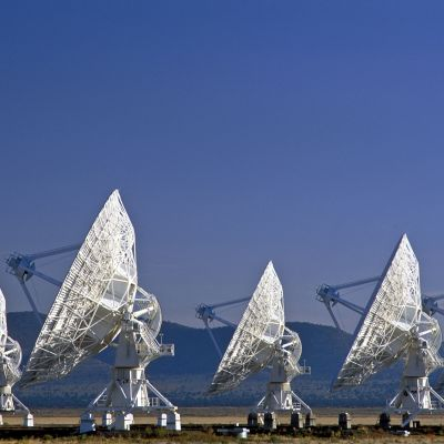 Very Large Array -observatorio New Mexicossa.