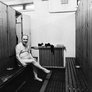 Pihlajatien Sauna Oy, Pihlajatie 28 pukuhuone 1981