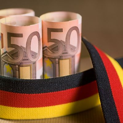 Saksa palkat.