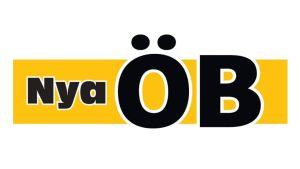Nya ÖB:s logo.