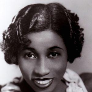 Porträtt av Lil Hardin från 1920-talet