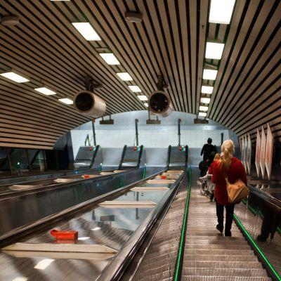 Metro rullaportaat.