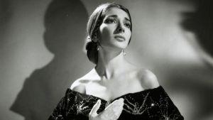 Maria Callas i La Traviata.