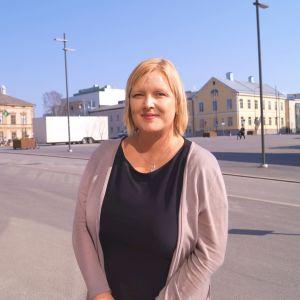 Åsa Wallendahl.