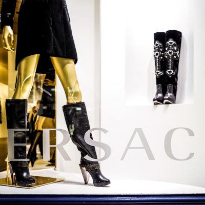 Versacen liike New Yorkissa.