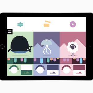 Appen Bandimal som utvecklats av Yatatoy.