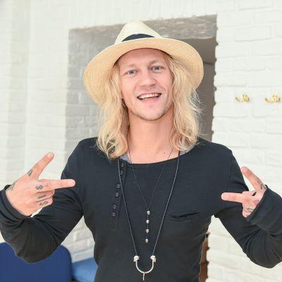 Duudsonien Jukka Hildén.