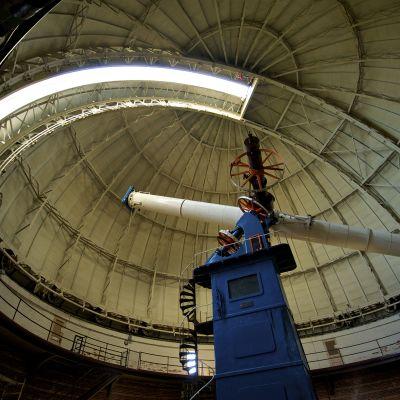 Kaukoputki Yerkes teleskooppi.