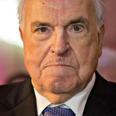 Helmut Kohl vuonna 2014.