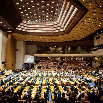 Filippiinien parlamentti.