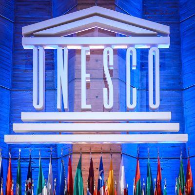 Unescon päämaja Pariisissa
