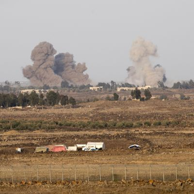Ilmaisku Syyriassa