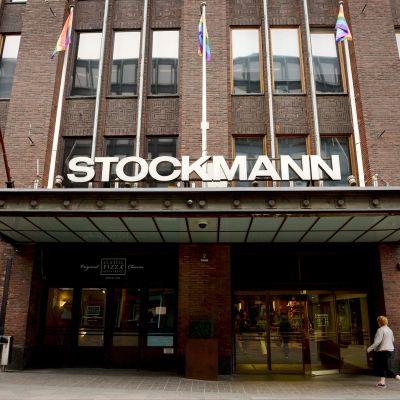 Stockmann-tavaratalo Helsingissä.