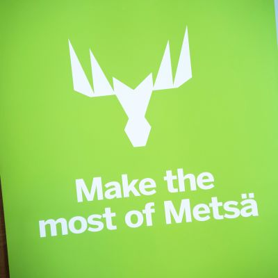 metsän logo