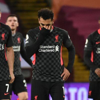 Liverpool FC vs Aston Villa