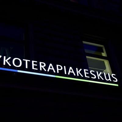 Psykoterapiakeskus Vastaamo Helsingissä maanantaina 14. joulukuuta 2017.
