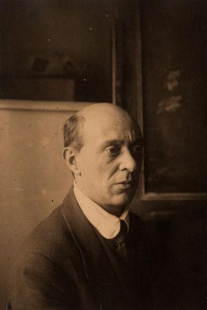Arnold Schönberg 1920