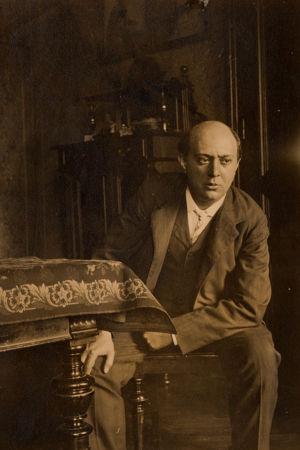 Arnold Schönberg 1913