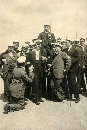 YL kesäkiertue 1916