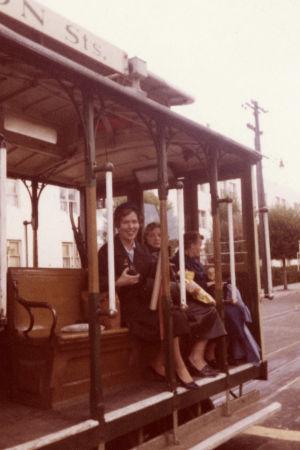 Meri Louhos San Franciscossa 1961.