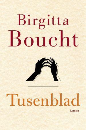 omslaget till den lättlästa versionen av Tusenblad